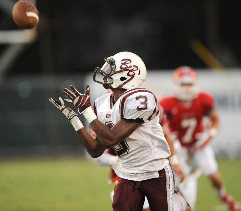 Off to 1-0 league starts, Teurlings, Breaux Bridge to square off Friday _lowres