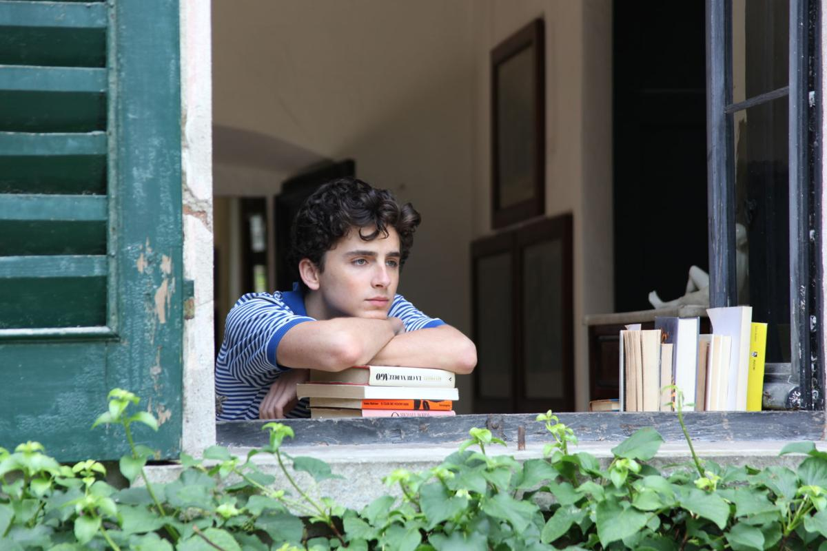 'Call Me By Your Name' still for Red