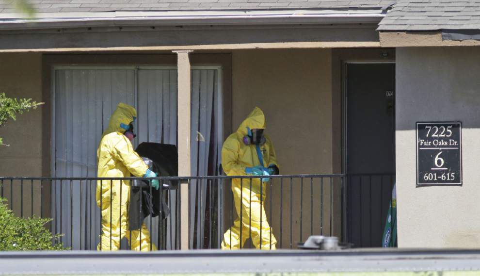 Louisiana attorney general to try and stop Ebola waste from ending up in state landfill _lowres