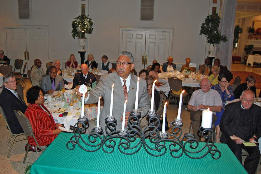 Religious leaders at Interfaith Federation breakfast call for community unity _lowres