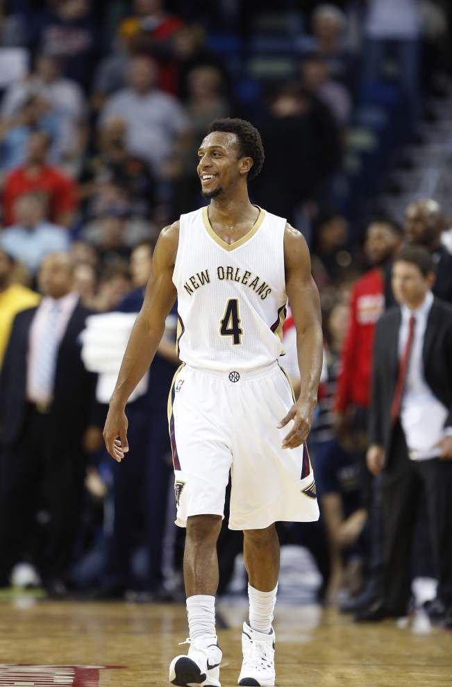 Pelicans notebook: Given the opportunity, PG Ish Smith has impressed _lowres