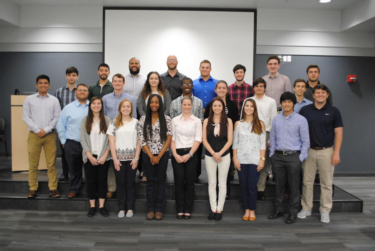 Basf hosts 25 engineering students for summer internship for Joe s bain industrial organization