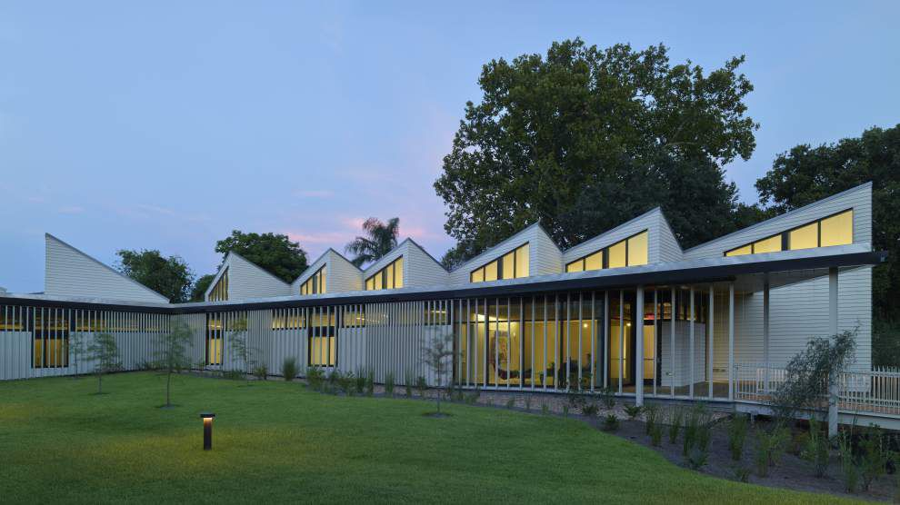 Joan Mitchell Center on Bayou Road to nurture artists in residence _lowres