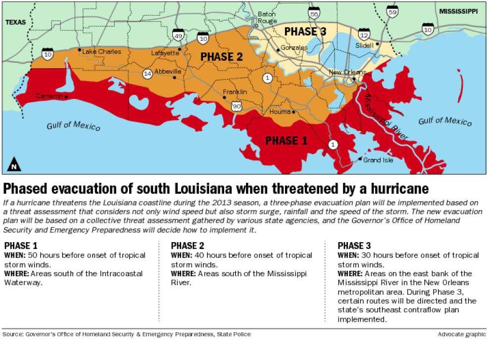 Make a personal evacuation plan News theadvocatecom