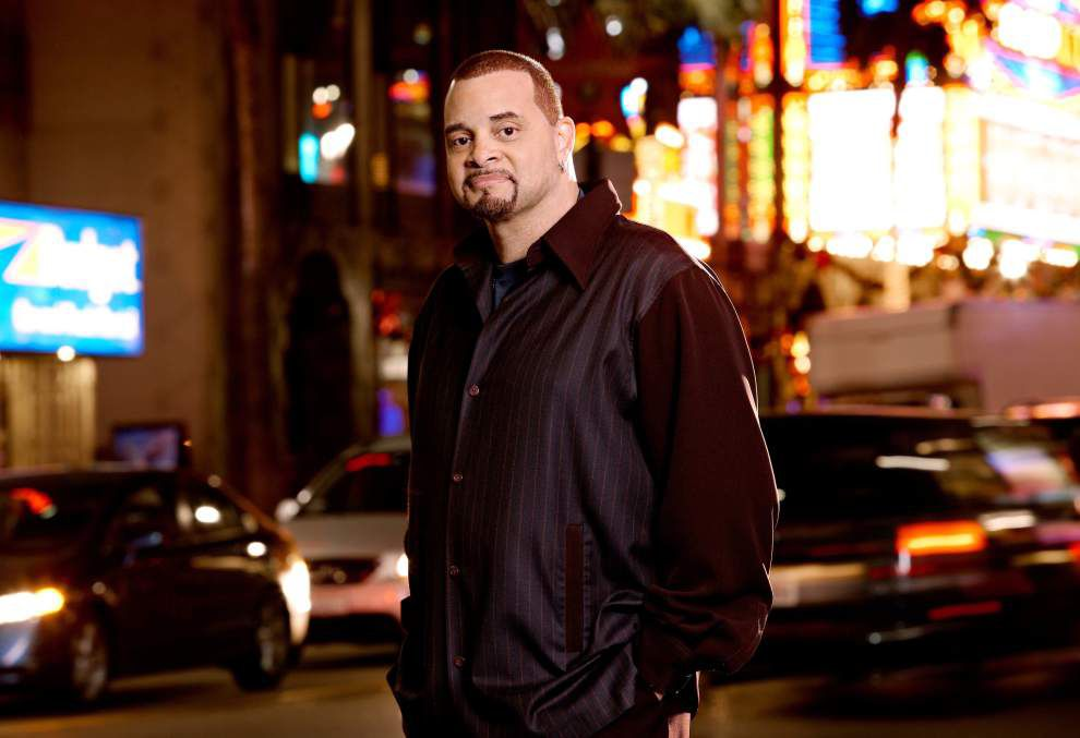 'I want to hang and enjoy life': Sinbad to prove he's still got it in Baton Rouge visit _lowres