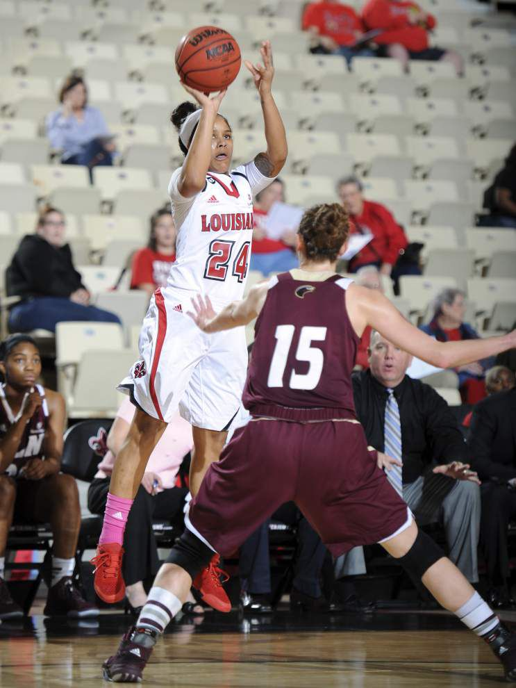 Cajuns have short turnaround before trip to Appalachian State _lowres