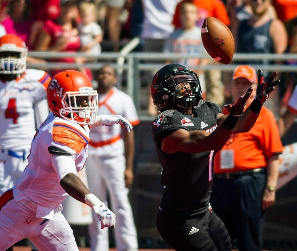 College football: Eastern Washington outlasts Sam Houston _lowres