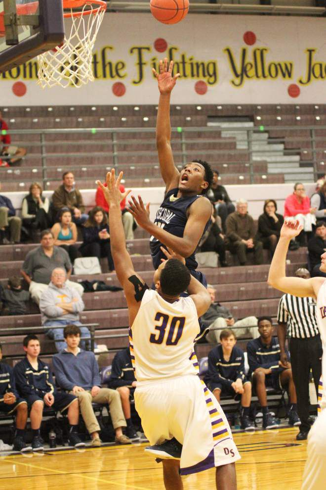 Denham Springs boys basketball team shows signs of coming into its own, downs Episcopal with strong second half _lowres