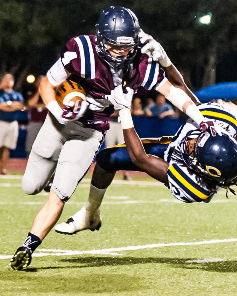 St. Thomas More too much for Carencro _lowres