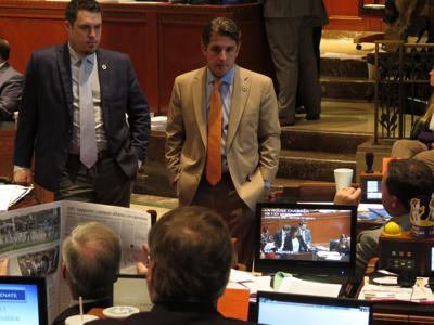 Budget bill debate 050417