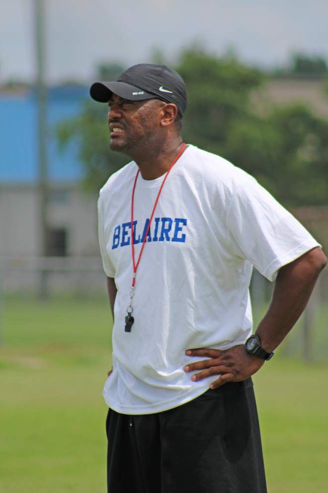 Belaire's Claude Coleman getting numbers up _lowres