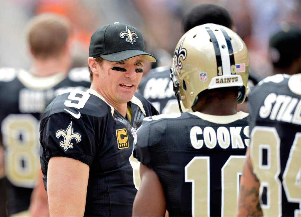 Why Saints WR Brandin Cooks is poised to breakout vs. Packers _lowres