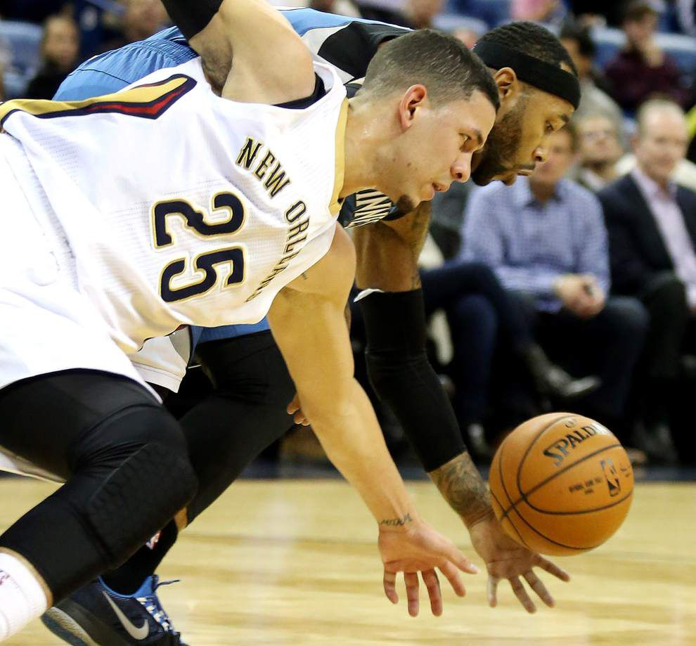 Pelicans rewrite their record book in 139-91 blowout of Minnesota _lowres
