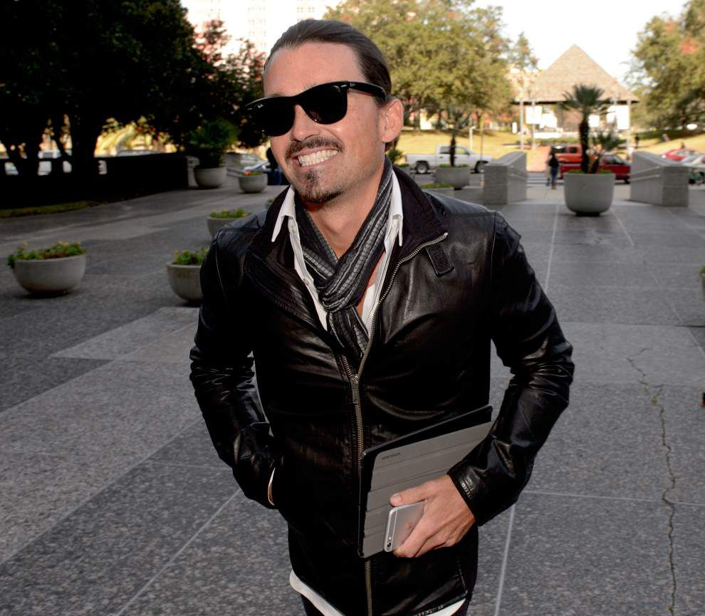 Sidney Torres named king of Krewe of Boo! annual Halloween parade in French Quarter _lowres
