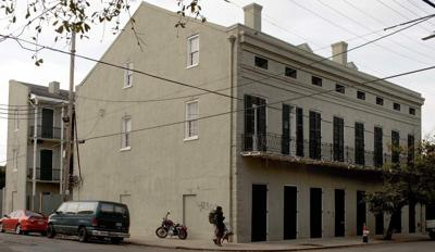 New Orleans panel rejects proposal to update vacant Frenchmen Street building _lowres