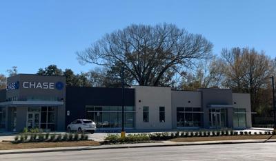 JPMorgan Chase bank branch Baton Rouge