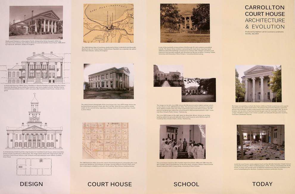 Residents offer ideas for new uses for vacant Carrollton Courthouse _lowres
