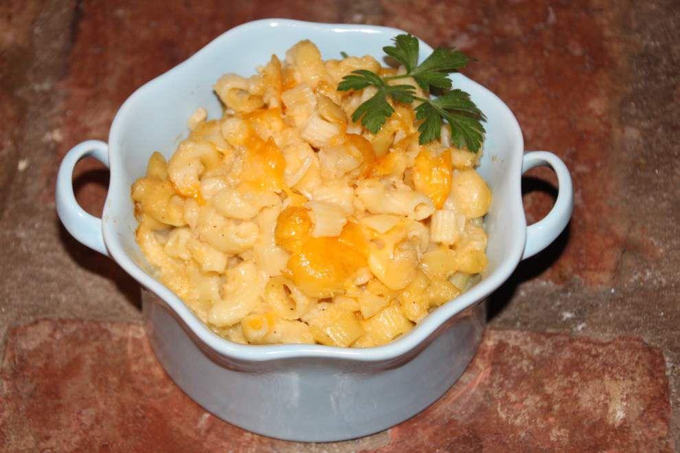 Cauliflower Macaroni and Cheese _lowres