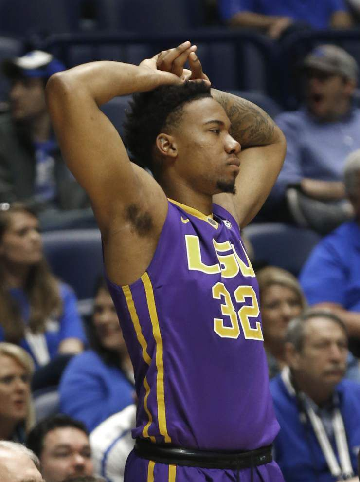 Scott Rabalais: LSU basketball loss to Texas A&M historic, but Johnny Jones' job, by all indications, remains safe _lowres