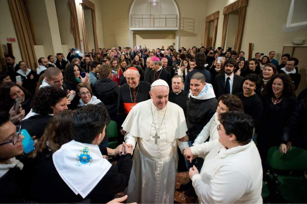 Obama, Pope Francis to meet in March _lowres