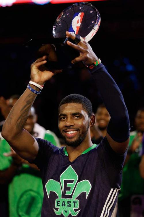 Video: Irving cherishes first NBA All-Star game MVP _lowres