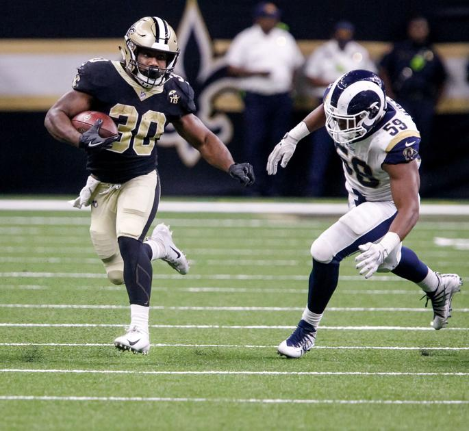 Source: Eagles signing Boston Scott to 53-man roster from Saints' practice squad