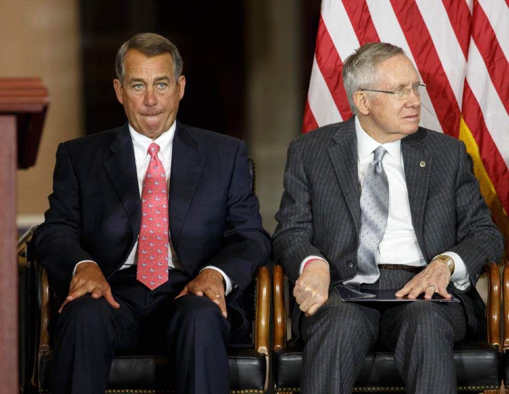House, Senate debate measures going nowhere _lowres
