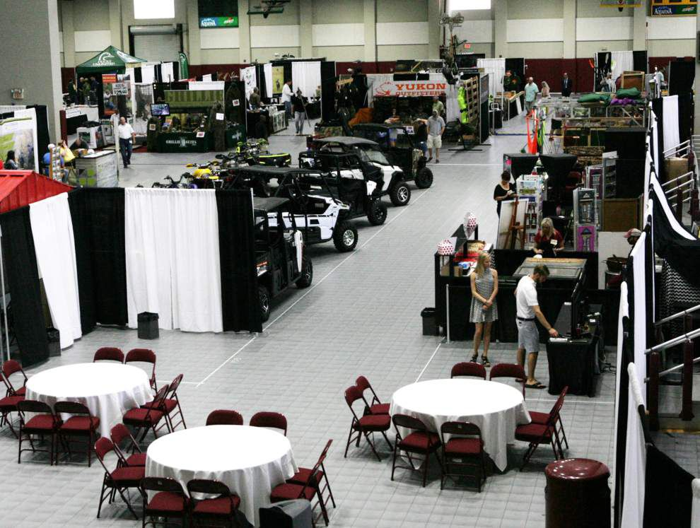 Kids enjoy day at Southern Sportsman's Festival and Expo _lowres