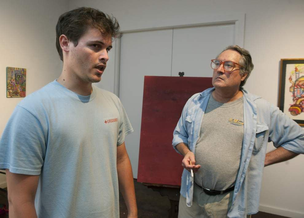 'RED' marks debut of new Baton Rouge theater group _lowres