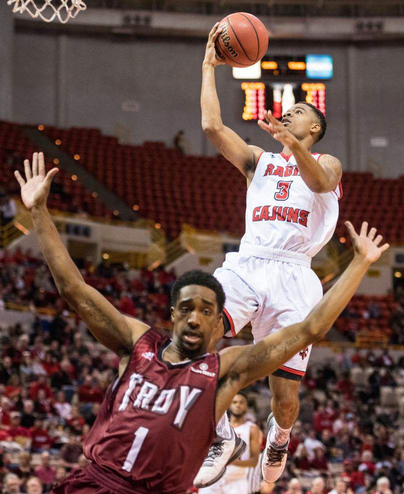Senior guard Tyrone Wooten leaving Cajuns basketball program _lowres