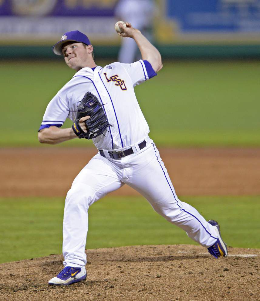 LSU baseball notebook: Jared Poché, Jake Fraley take home annual awards _lowres