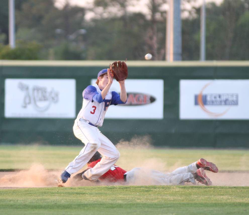 Brusly baseball team downs Parkview Baptist _lowres