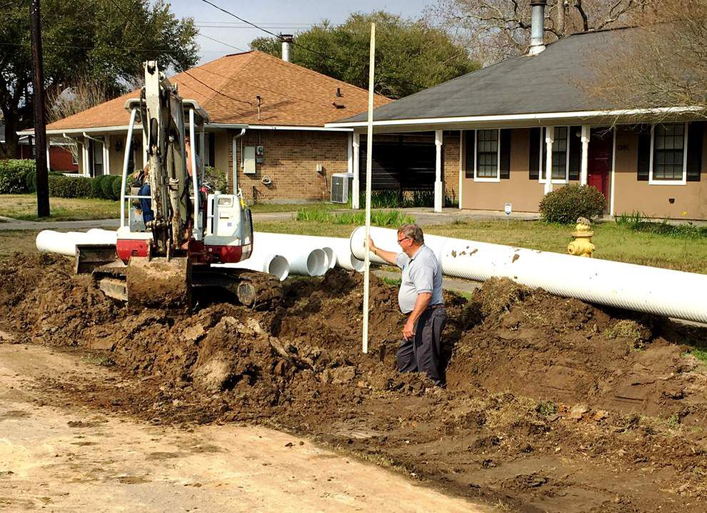 Stormwater improvement project continues from Hemlock to Cypress Park _lowres