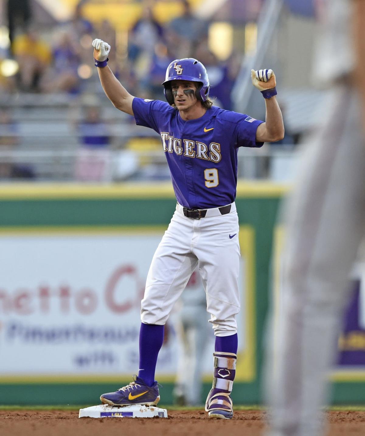 Gym Ball Watson: See Where LSU Baseball Players And Signees Are Heading For