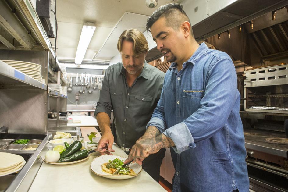 Besh out at Johnny Sanchez; chef Aaron Sanchez, partners to run New Orleans restaurant