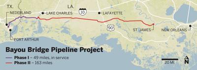 No emergency plan for Bayou Bridge Pipeline violates permit: environmental group