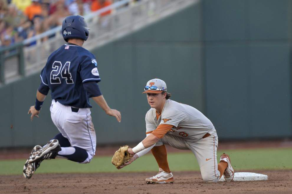 No panic from NCAA over lack of homers _lowres