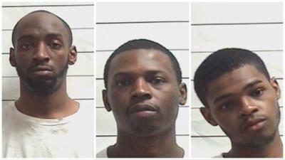 Alleged 'Byrd Gang' members