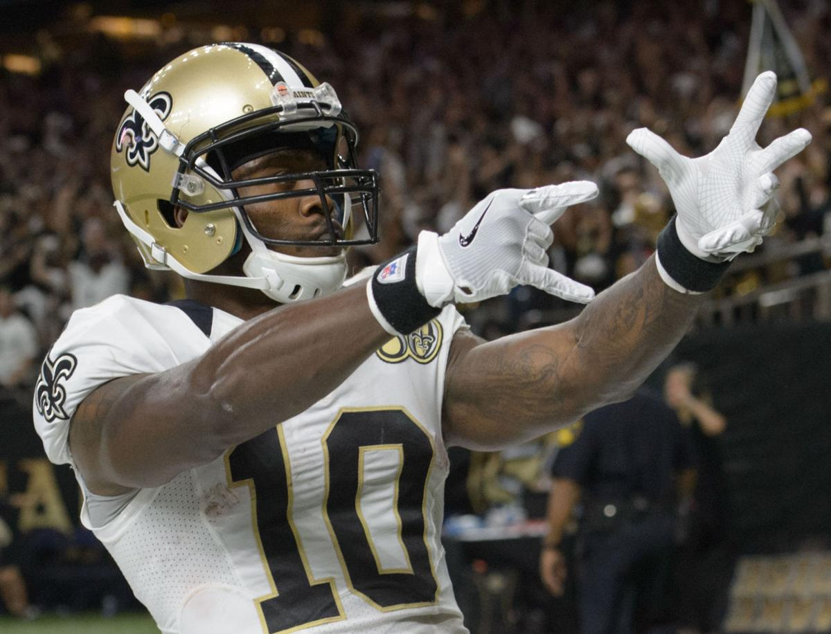 Erickson Brandin Cooks bow and arrow carries too much meaning
