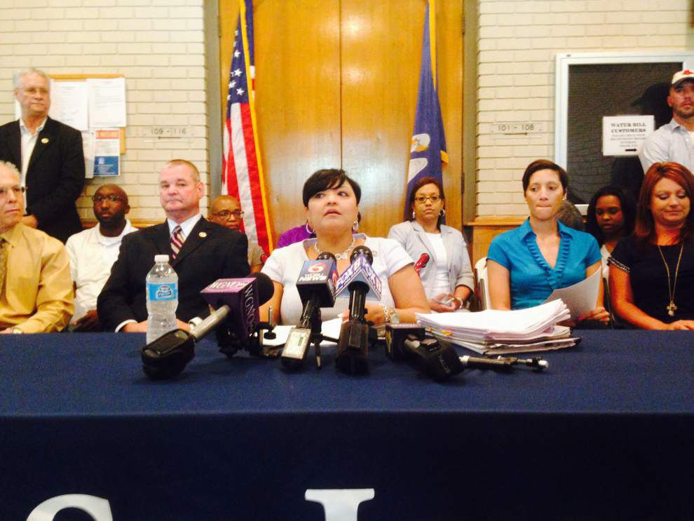 St. John Parish president Natalie Robottom defends her hiring practices, blasts her critics _lowres