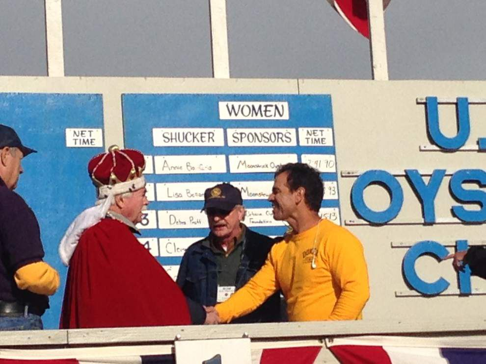 Watson native cracks open fifth win at oyster contest _lowres