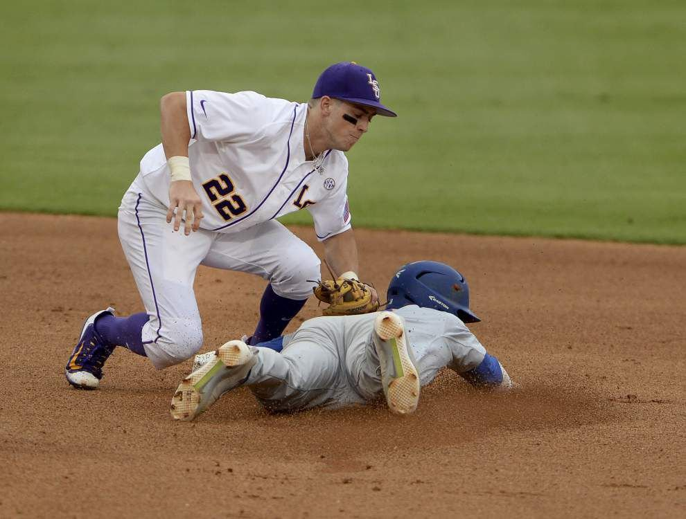 LSU baseball vs. Florida postponed, to resume Saturday _lowres