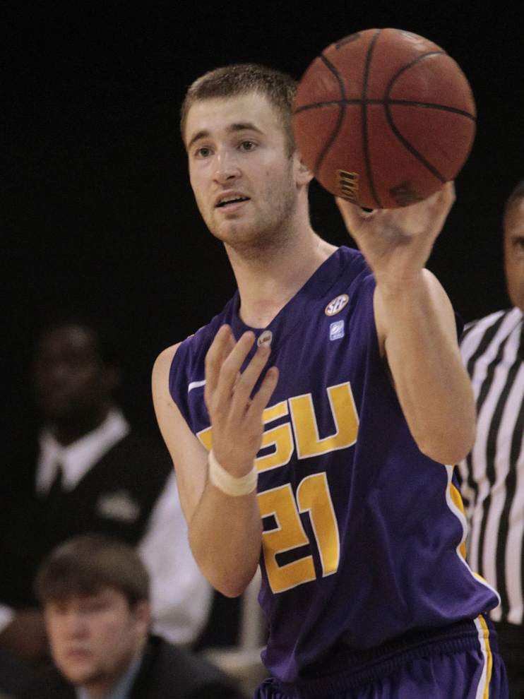 Former LSU and UNO basketball player Matt Derenbecker found dead _lowres