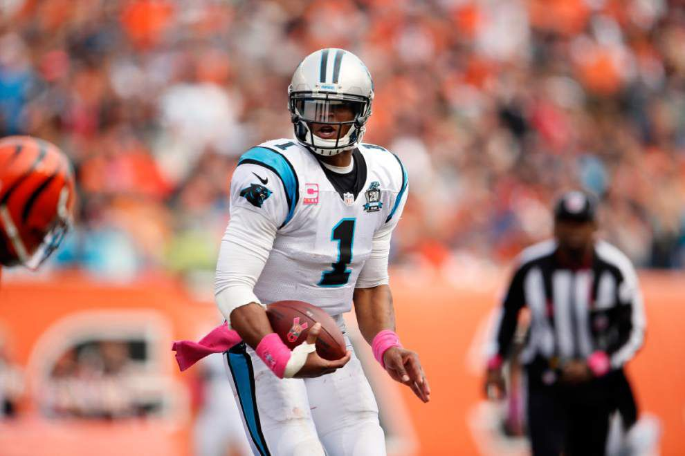 Gameday: Saints at Panthers (scouting report, predictions, injury report) _lowres