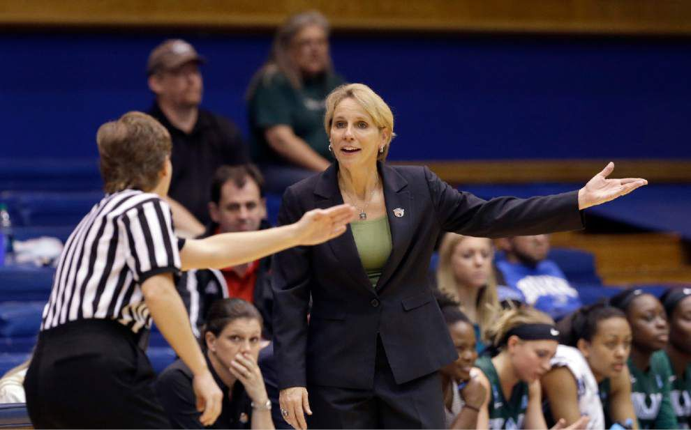 Tulane women's basketball team — young, but versatile — seek second consecutive NCAA tournament appearance _lowres