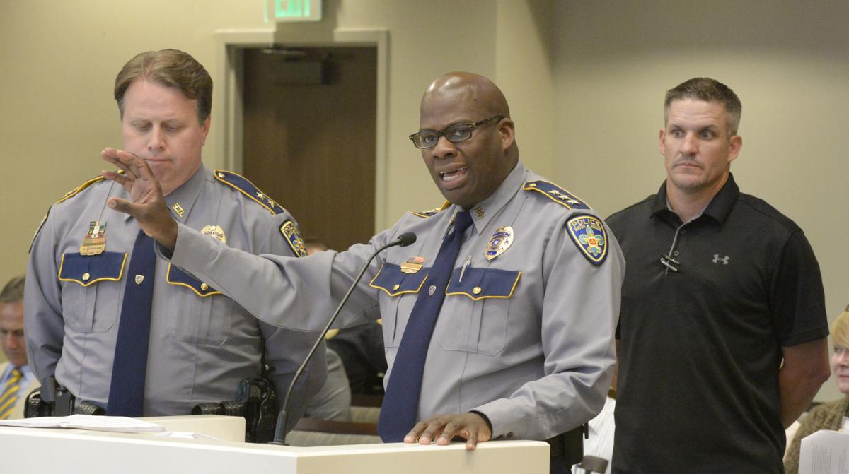Concerns about Baton Rouge police pay -- and toll the job