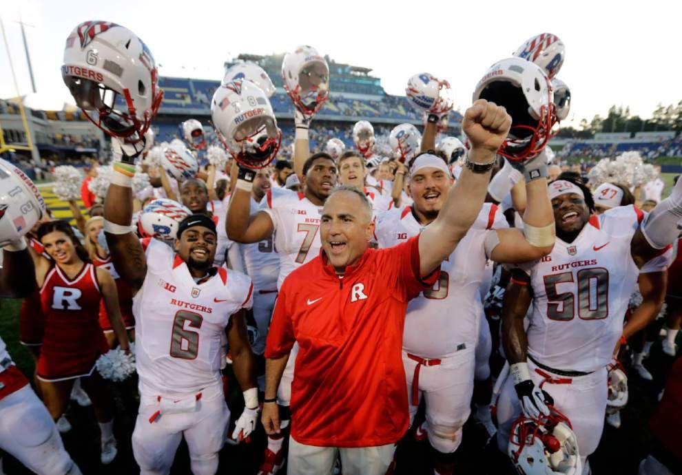 Rutgers seeks win over Tulane to boost bowl chances _lowres