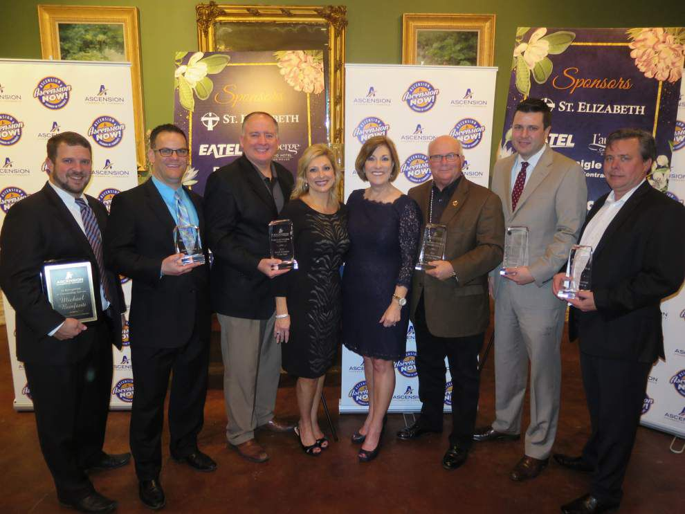 Businesses honored at Chamber banquet _lowres