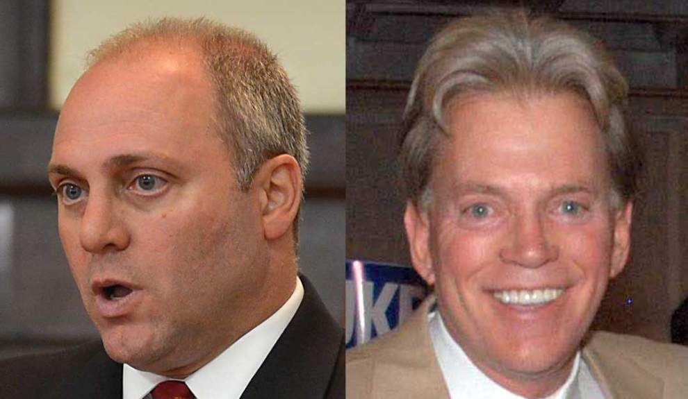 David Duke: Steve Scalise is a sellout; I might run against him in next election _lowres