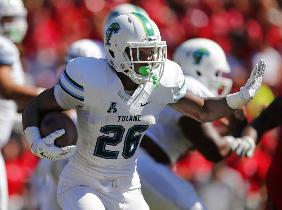 Tulane's first open date comes at the 'perfect' time, coach Curtis Johnson says _lowres